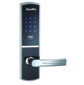 Touch Screen Keypad Residential Digital Door Lock From Chinese Manufacturers Buy Digital Door