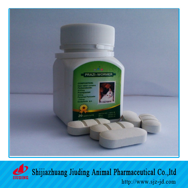 praziquantel fenendazole and pyrantel pamoate tablets dogs from worms