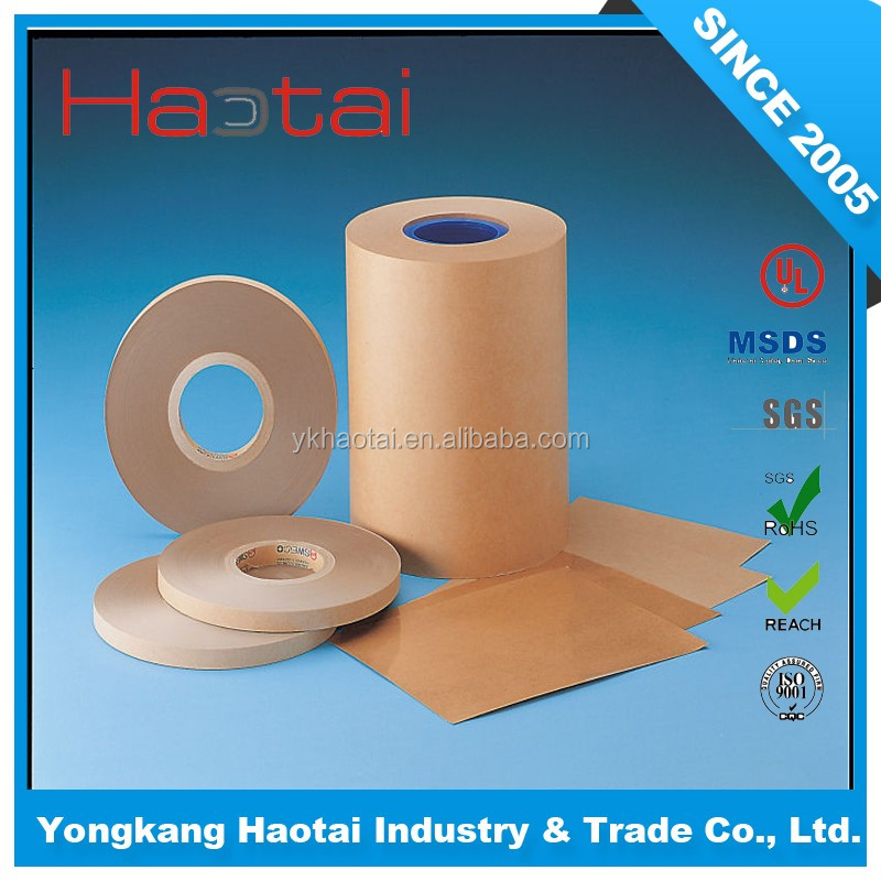 China electrical grade insulating kraft paper