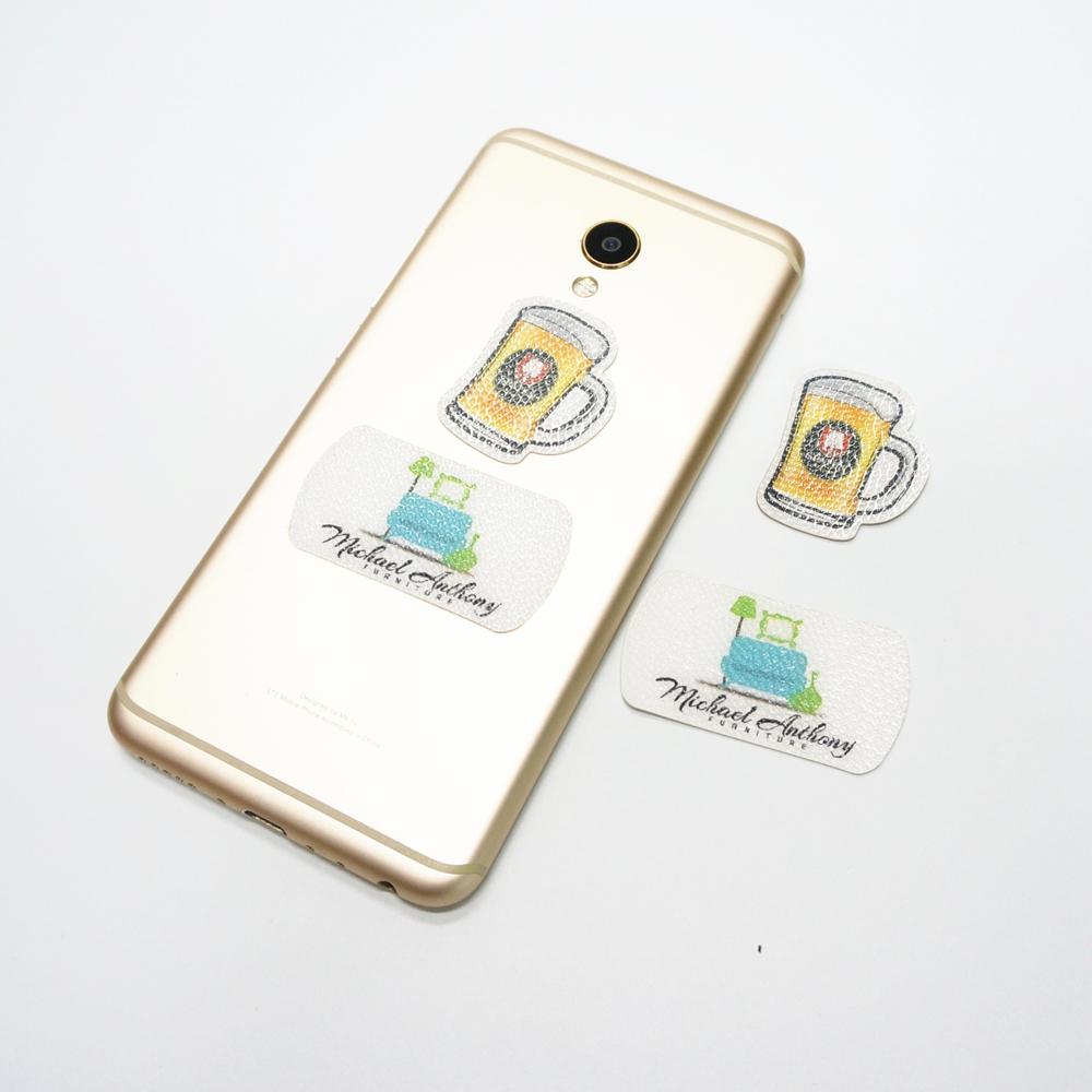 Cell phone non ani non slip stickers sticker for phones