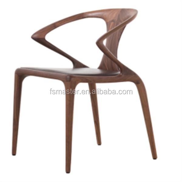 Neue Ankunft Klassisches Design Wohnzimmer Japanischen Stil Asche Holz Armlehne  Stuhl Sessel