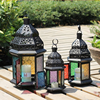 Customed Replacement Candle Wholesale Moroccan Lanterns