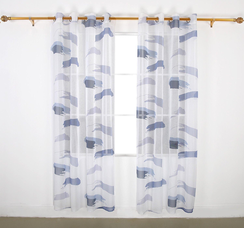 latte linen wheat fhlch buy curtain faux panel grommet heavy curtains gr