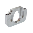Custom cnc machine machining service for milling metal block parts in dongguan