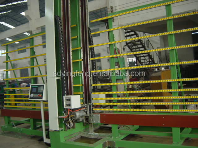 JFO-V2500 Automatic Vertical drilling machine for glass