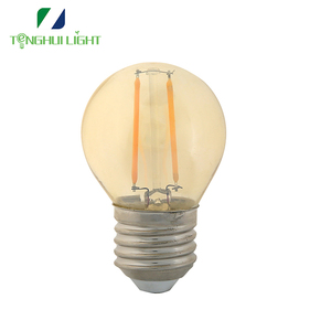 Newly 2W 3W 4W g45 china led filament bulb lights best selling products