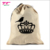 Morecredit Top Picked Eco-Friendly Cotton Drawstring Bags, Custom Printed Logo Cotton Shoe Bag Directly Factory
