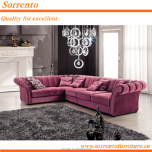553A-3# Luxury Lifestyle Divan Living Room Furniture Sofa