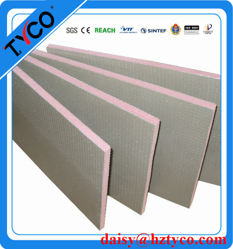 Building Interior Exterior Xps Tile Backer Board Finish Easy To Cut And  Install With Washer Screw - Buy Xps Tile Backer Board Exterior Finish,Xps  Tile