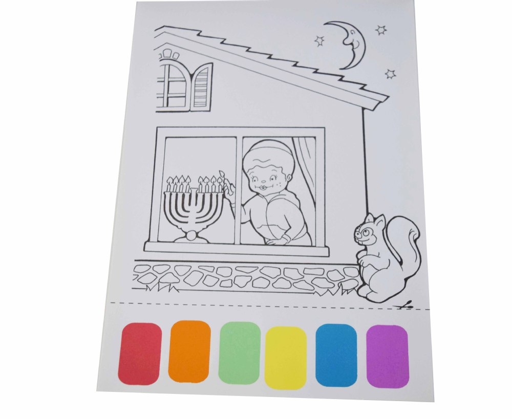 wholesale children kids magic coloring paint bookwatercolor paintingcolor me gumby - Kids Painting Book