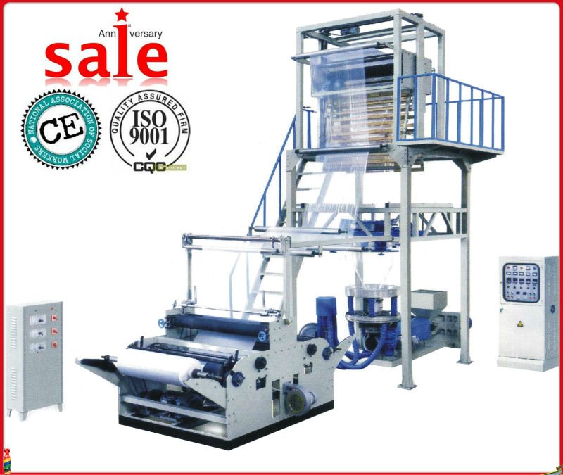 The Leading Manufacturer Of Plastic flim making machine In China&blowing film production line