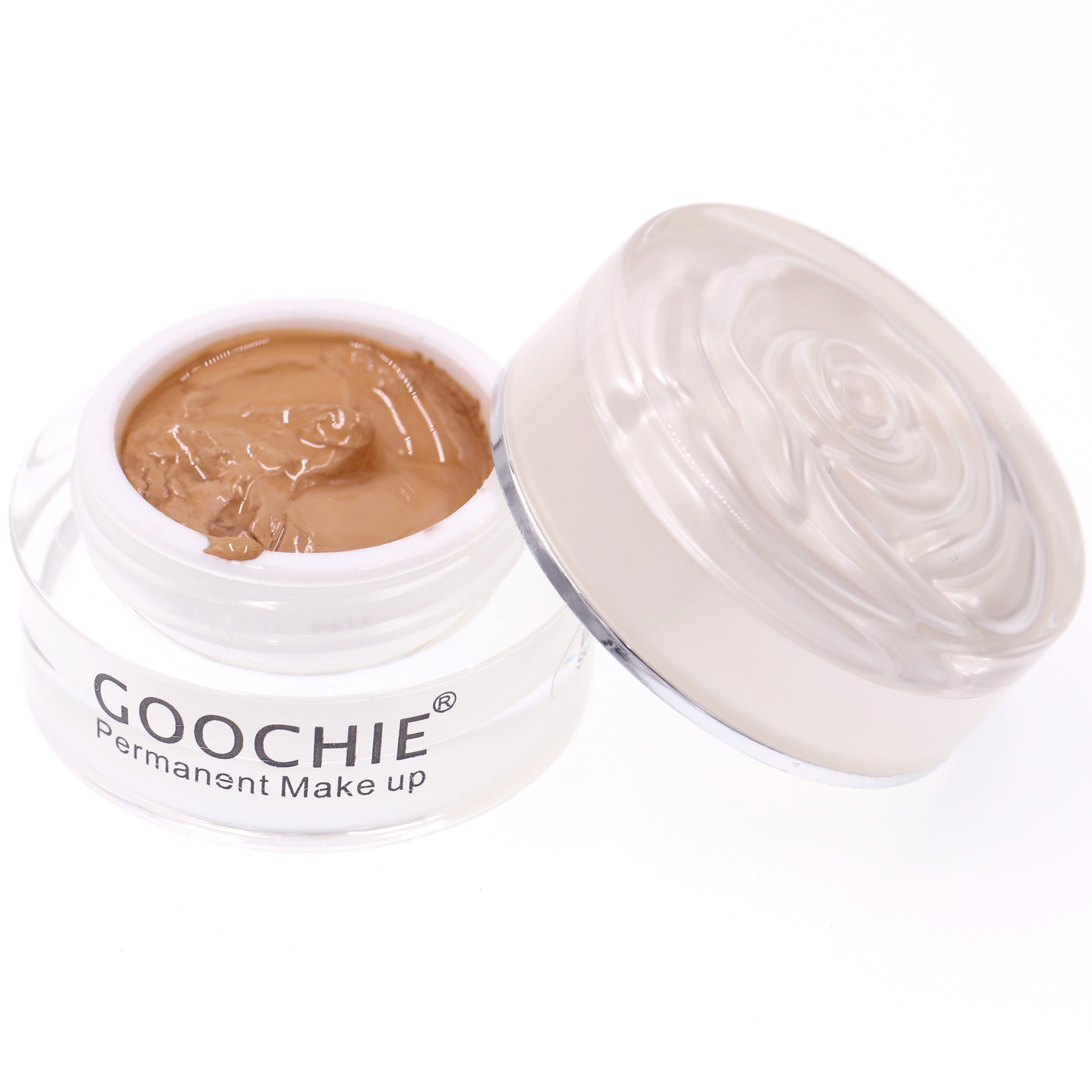 Goochie Permanent Makeup Micro Pigment Cosmetic Color für Microblading Augenbrauen