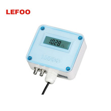 LFM11 Digital Series 0 ~ 10VDC <span class=keywords><strong>Biru</strong></span> Cover Differential Pressure Transmitter
