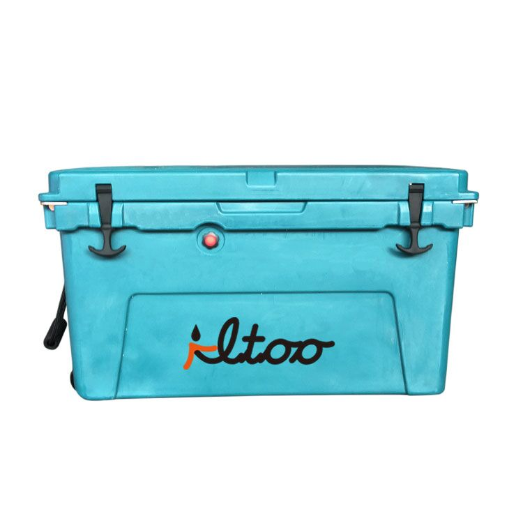 Plastic Rotomolded Ice Coolers with Wheels and Handles