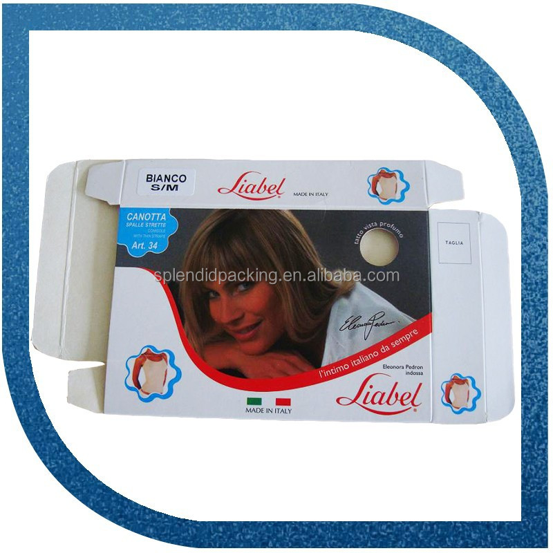 High quality paper box for packaging condom