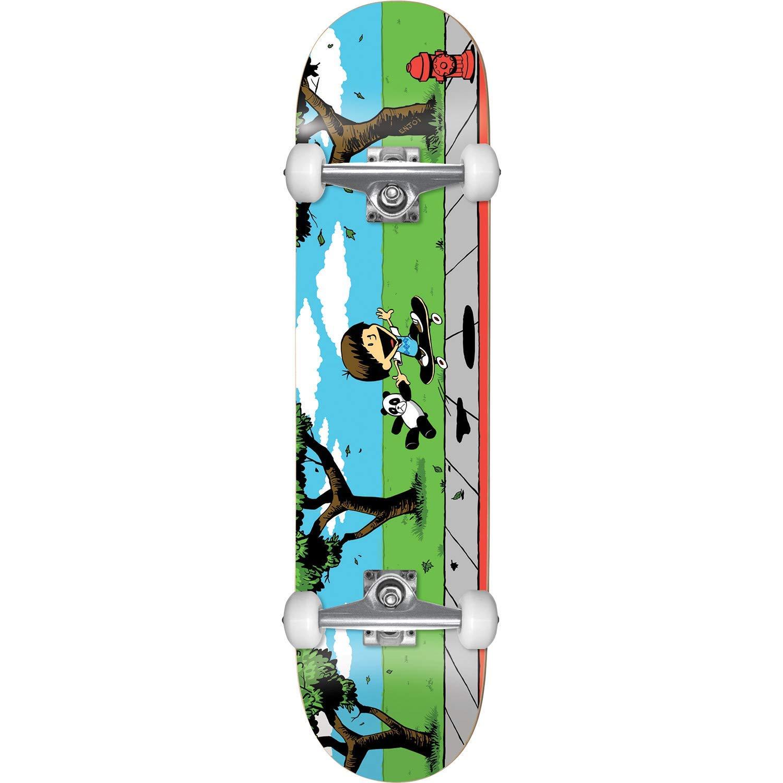 Buy Habitat Aztec Pod Complete Skateboard -7 75 in Cheap