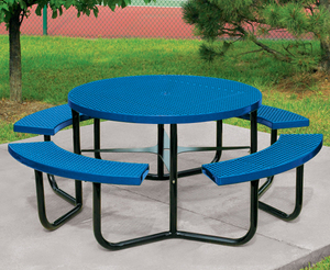Beer Or Picnic Round Thermoplastic Table And Chair