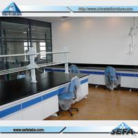 Saudi Arabia Laboratory Work Table With Epoxy Resin Worktop Lab ...