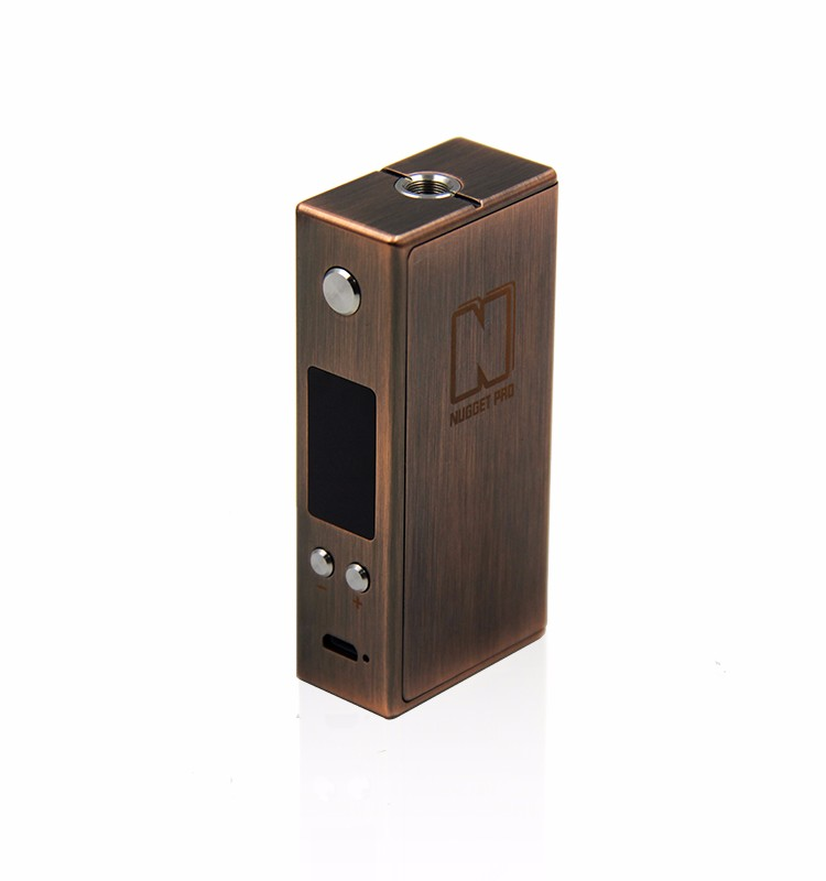 2017 HOT New items 80w box mod Nugget pro