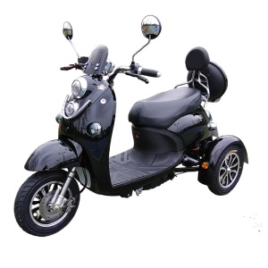 Factory price wholesale moped electric bike 3 wheel fat big tire cargo electric tricycle for adult