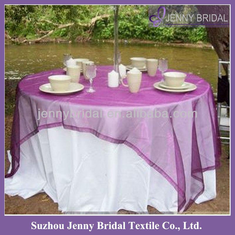Tl014a Cheap Purple Wedding Table Overlay   Buy Cheap Wedding Table Overlay,Elegant  Table Overlay,Organza Table Overlay Product On Alibaba.com