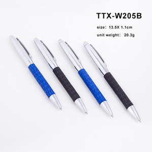 New product company opening ceremony gifts business gifts set metal leather gift pen