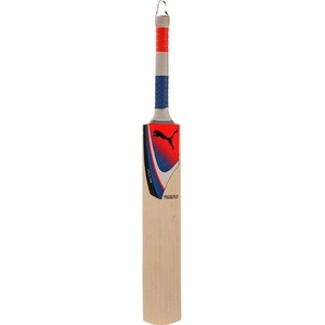 Cricket Bat - Full Size, Lightweight & Strong - Ideal Training or Practice for Home or Club Play