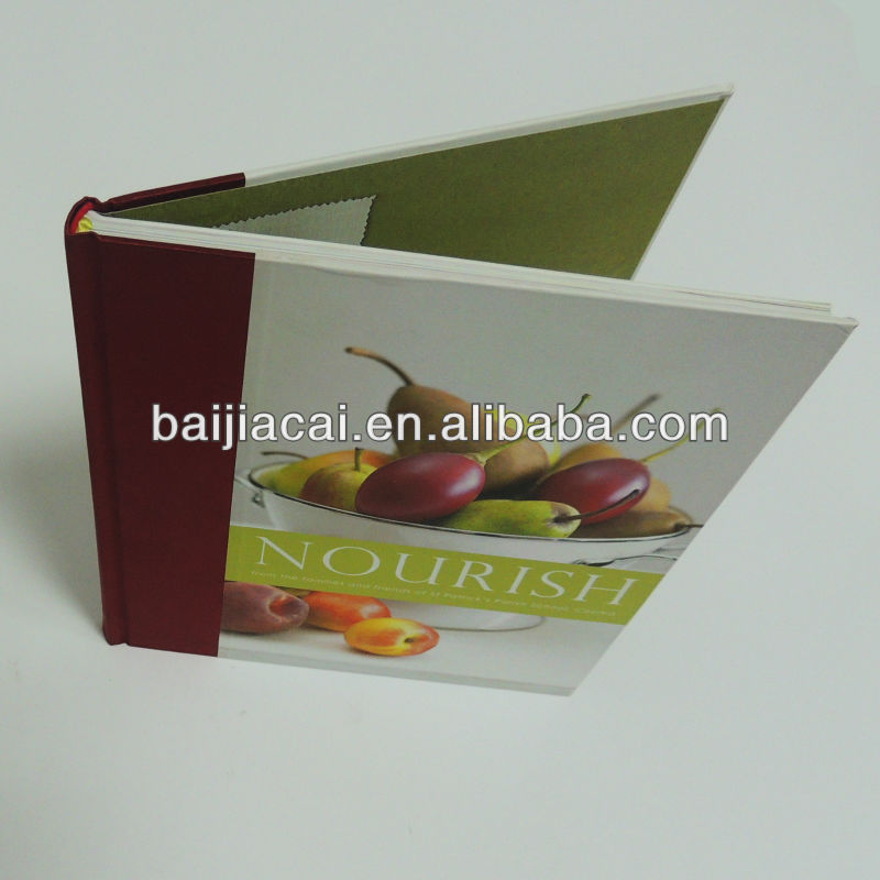 Coffee table book printing wholesale price in alibaba