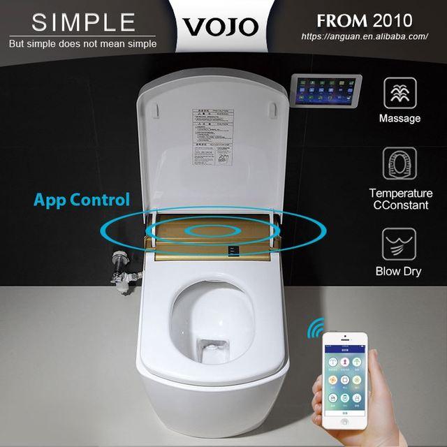 SL610 Security Massage Water Closet Toto Toilet
