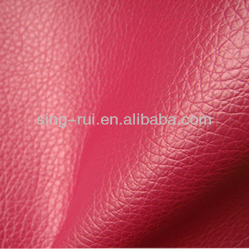PU 0.8mm Sofa Furniture Fabric Chair Covers Leather