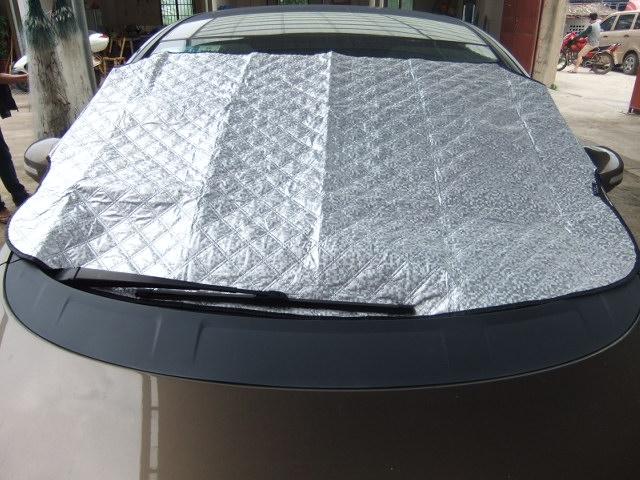Custom Logo Front Window Car Snow Shade Car Sunshade Buy