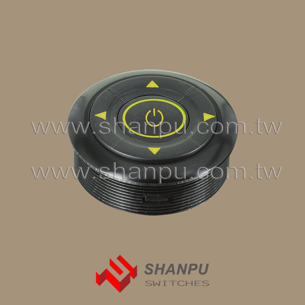 Taiwan Ip65 Waterproof 5 Way Momentary Switch For Illuminated ...