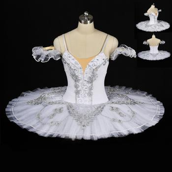 881542566a Trajes brancos clássicos clássicos do bailado TUTU do bailado do lago swan  TUTU ...