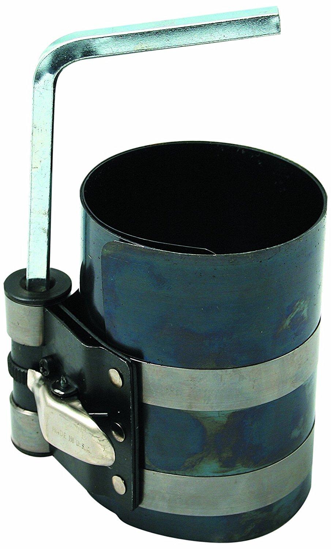 CTA Tools 2027 Piston Ring Compressor for Cars and Light Trucks