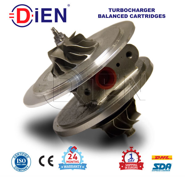 780708 Turbocharger cartridge for Toyota Yaris / Corolla / Auris 1.36L 66KW/Cv , GTB1241VKZ