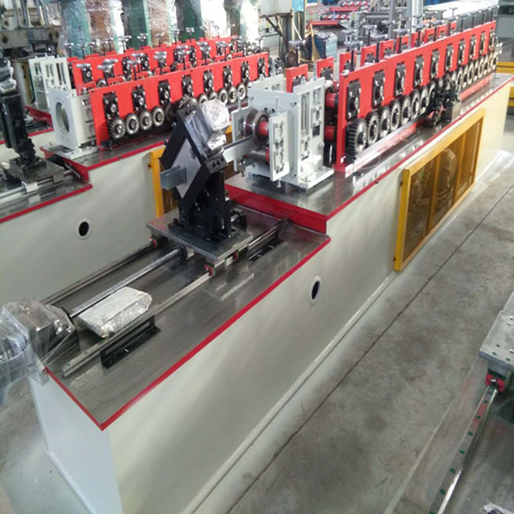 BEST PRICE LIGHT KEEL ROLL FORMING MACHINE