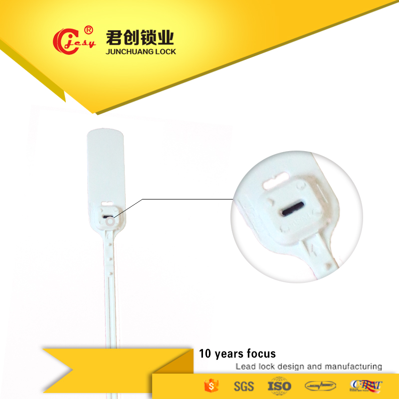 marker tag Type and Plastic Material PP cable tag seal JCPS201