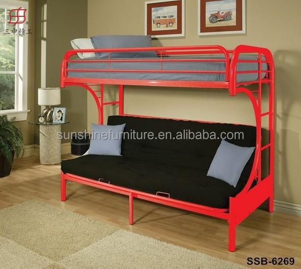 Sal n barato heay duty blanco negro azul rojo sof cama for Sofa cama rojo barato