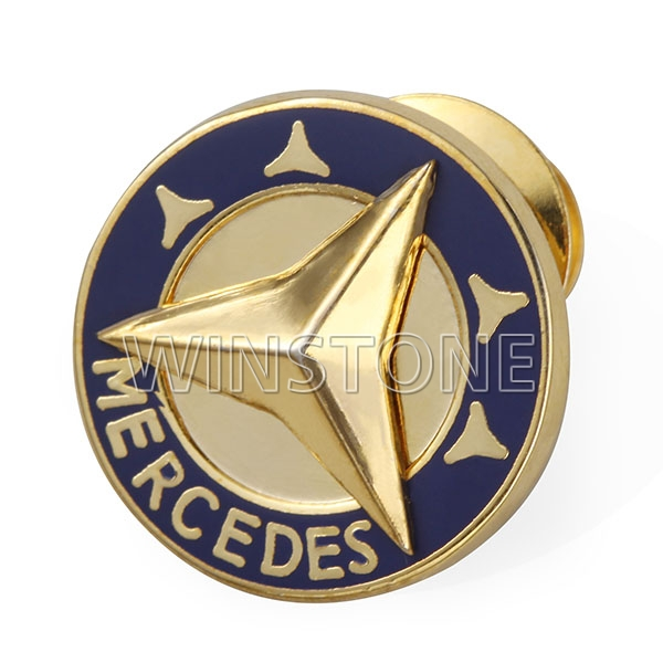 Frome Quality Enamel Lapel Pin Badge