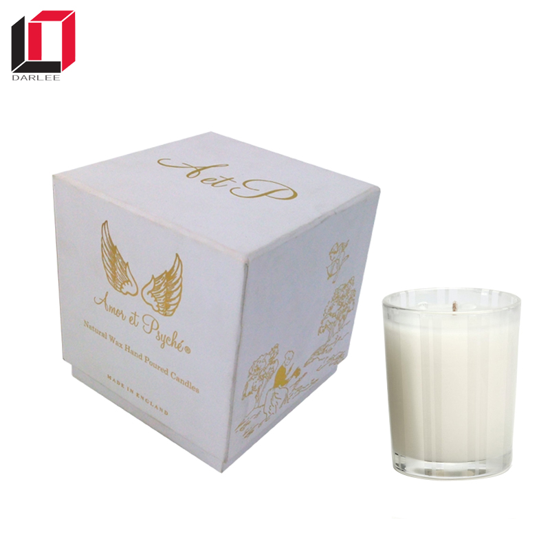 Get 100USD Coupon manufacturers candle packaging box cardboard paper custom box