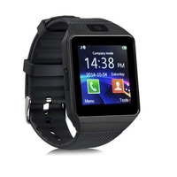 TOP 1 Selling DZ09 Ssmart watch phone waterproof Support Camera GSM SmartWatch DZ 09 with Sim Card Slot