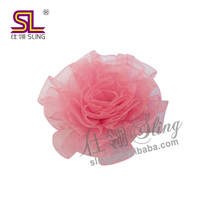 Make Satin Ribbon Flower