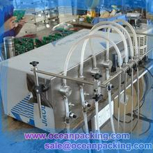 Super quality promotional aluminum cream filling machine cost