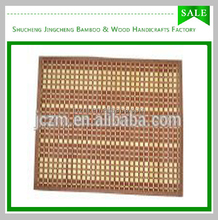 supply Bamboo placemat cheap and high quality print bamboo placemat red bamboo placemats