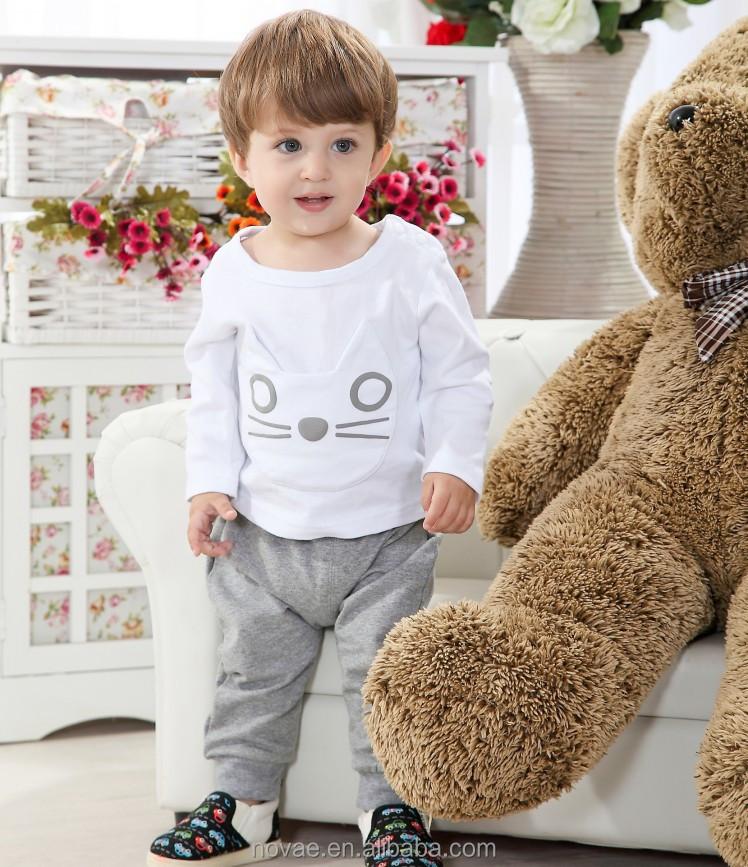 Bebê Por Atacado Meninos Meninas Roupas 0 1 Anos De Idade Crianças