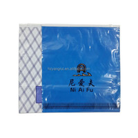 2016 New Products Popular Printed Zip Lock Plastic Pouch