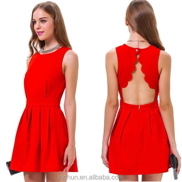 the best attitude 48f03 25849 mini abiti rossi da cocktail all'ingrosso-Acquista online i ...