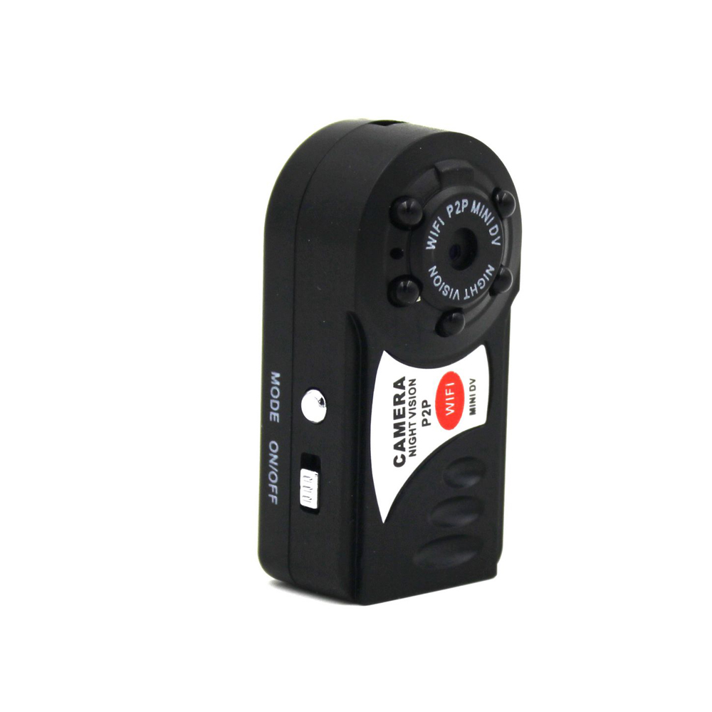 smallest thum up wifi cctv camera night vision 480p spy camera hidden wifi