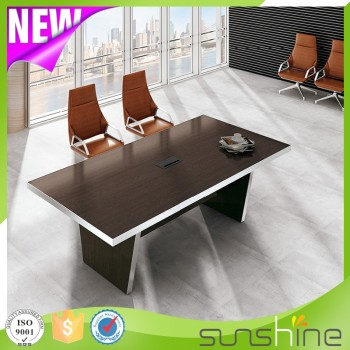 Latest Design High End Modern Person Conference Room Use - 4 person conference table
