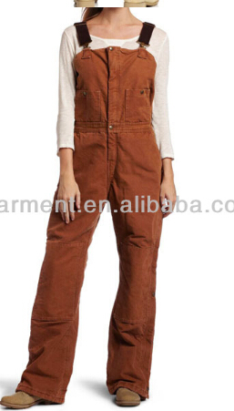 uniform summer working overall mechanic workwear ladies for work customized fishing bibpants